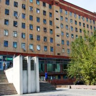 Волгоград. Больница Скорой помощи № 25