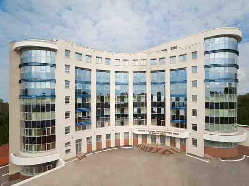 Административное здание ФСБ