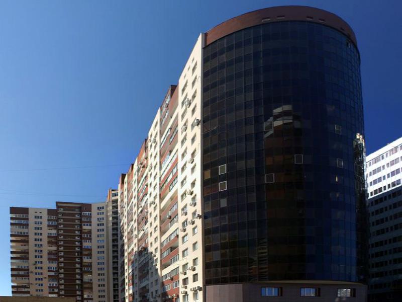 Жилой комплекс по адресу: улица Ерошевского, 18