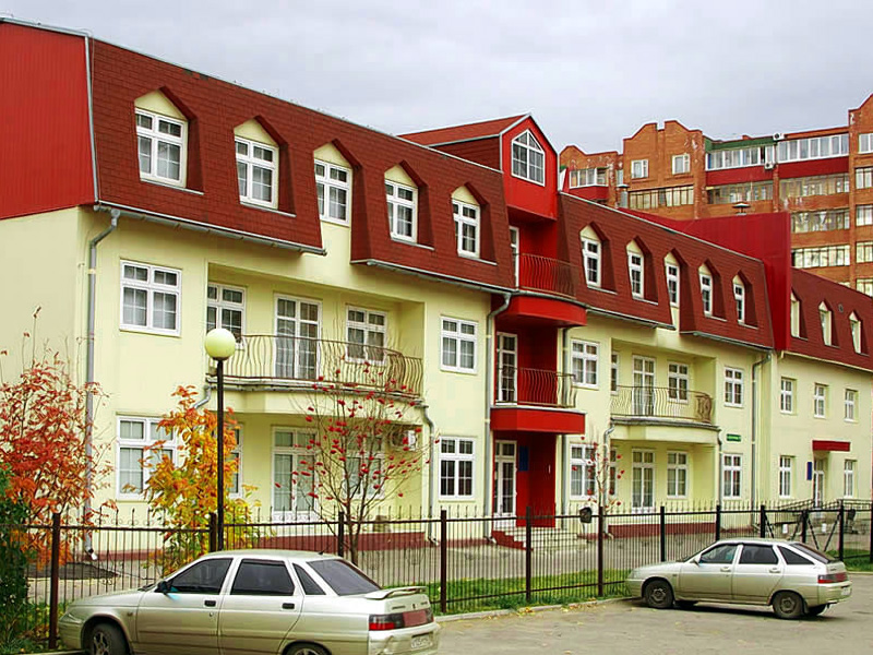 Тольятти. Отделение Пенсионного фонда в Автозаводском районе